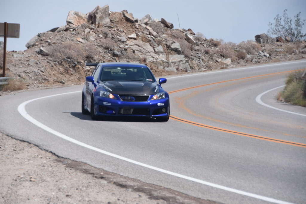 RR Racing Supercharged ISF -- Borrego Desser